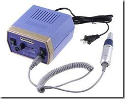 Lixa Elétrica Profissional 30.000 RPM com Pedal para Unhas2