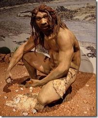 Člověk heidelberský. Pravděpodobný společný předek nás, Neandertálců i Denisovanů.