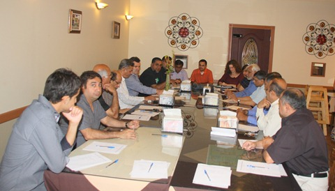 Alliance Pakistan Floods Relief Efforts initial meeting_9_11 (1)