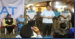 Azmin Ali Matang Jaya