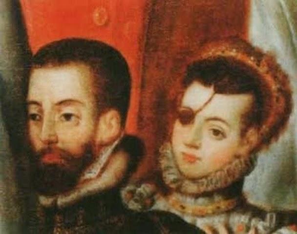 RUY GOMEZ DE SILVA Y ANA DE MENDOZA
