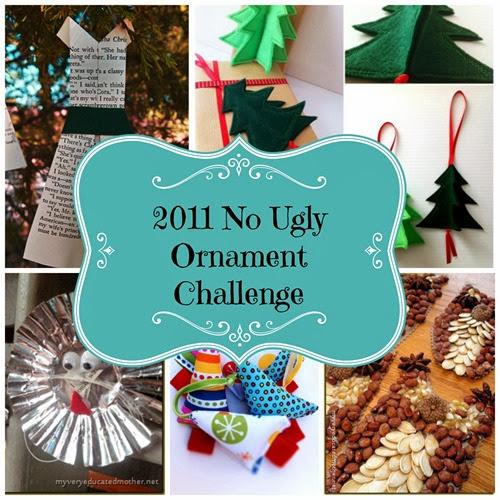 2011NUOChallenge #NUO2013 #Christmasornaments