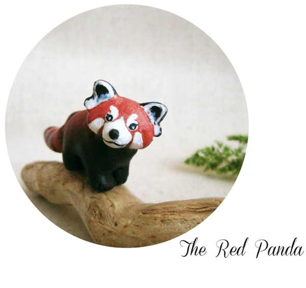 red panda figurine blog
