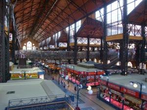 Central Market Inside