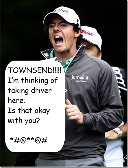 rory shouting at Jay