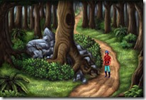 Screenshot King's Quest 2 Remake