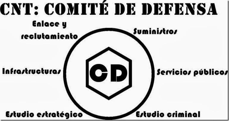 amigos Comité de defensa