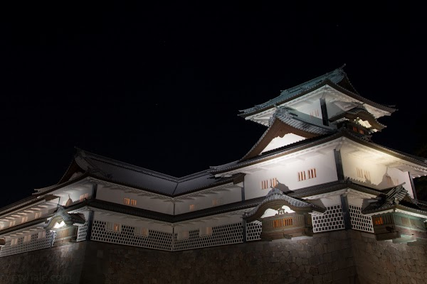 石川門の写真
