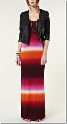 WH maxi ombre
