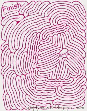 Maze #52: Focus