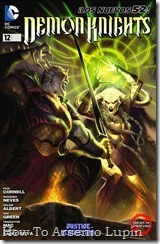 P00013 - Demon Knights #12 - The A