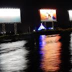 サイゴン川夜景
