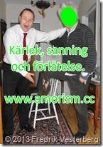 DSC00668 Fredrik och H på Nyårsdagen. Med amorism