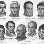 HOMBRES DE MAYO DE 1810