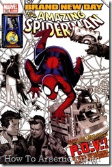 P00019 - Brand New Day 19 - Amazing Spider-Man #564