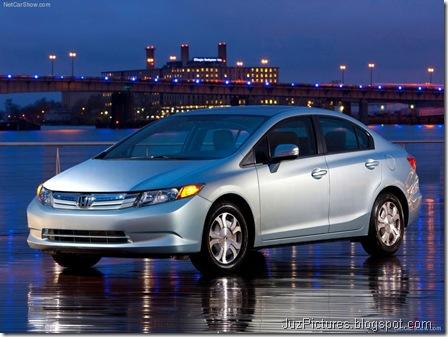 Honda Civic Hybrid1
