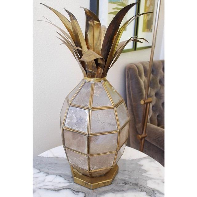 thriftscorethursday caseymason brass pineapple