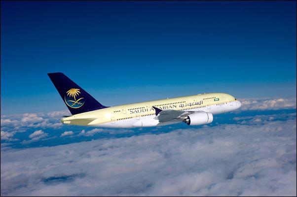 طيران السعودية