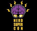 Nerd Super Con logo