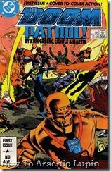 P00003 - Doom Patrol v2 #1