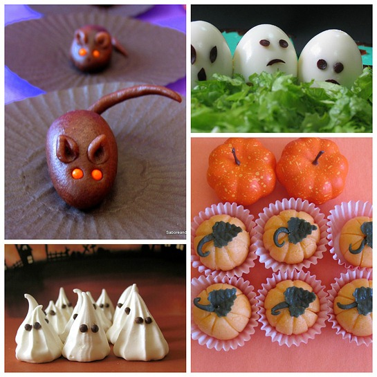 Docinhos Para o Halloween