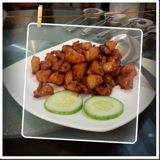 Marmite Sauce Chicken - RM16