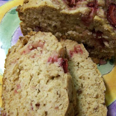 Strawberry Honey Bread