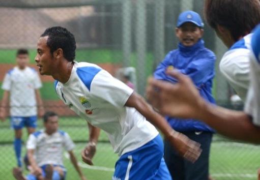 Batal ke Kuningan, Persib TC di Bandung