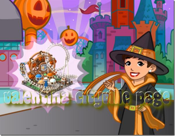 parco divertimenti di halloween