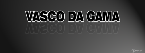 Vasco da Gama  Cover for Facebook Timeline 1