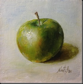 Green Apple 6x6