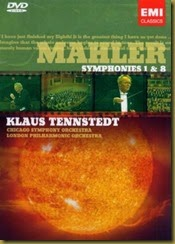 Mahler 1 Tennstedt Chicago