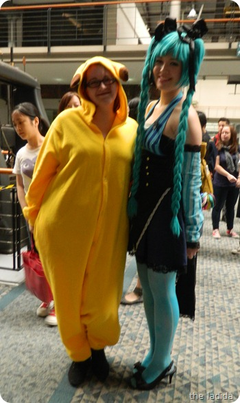Animania Cosplay -  Pikachu