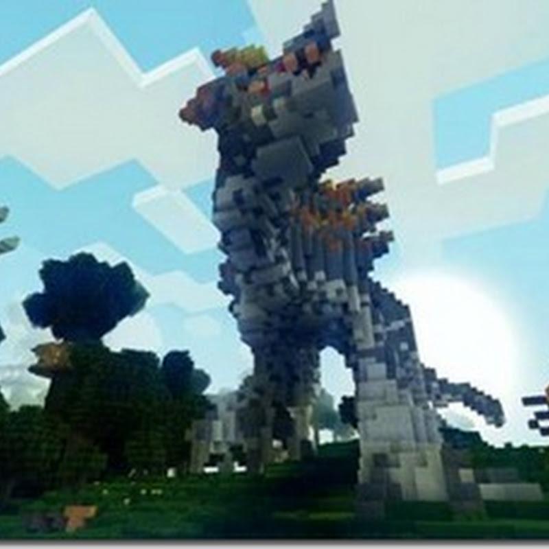 Minecraft 1.2.5 - Ravand's Realistic Texture Pack (64x)