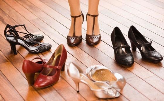 Dicas para conservar o bom estado dos seus sapatos.