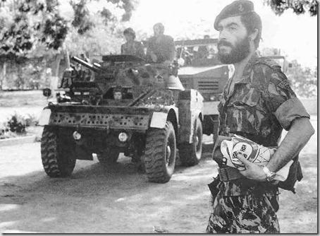 Ultimo Soldado em Angola