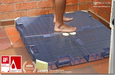 reciclar el agua de la ducha (1)