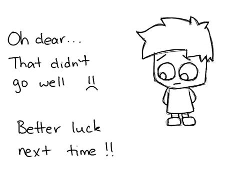 beter luck