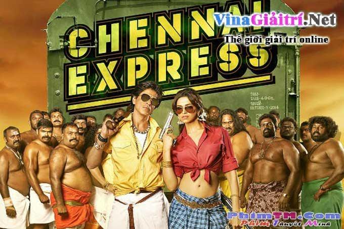 Chuyến Đi Kỳ Thú - Chennai Express