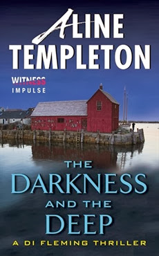 The Darkness and the Deep - Aline Tempelton