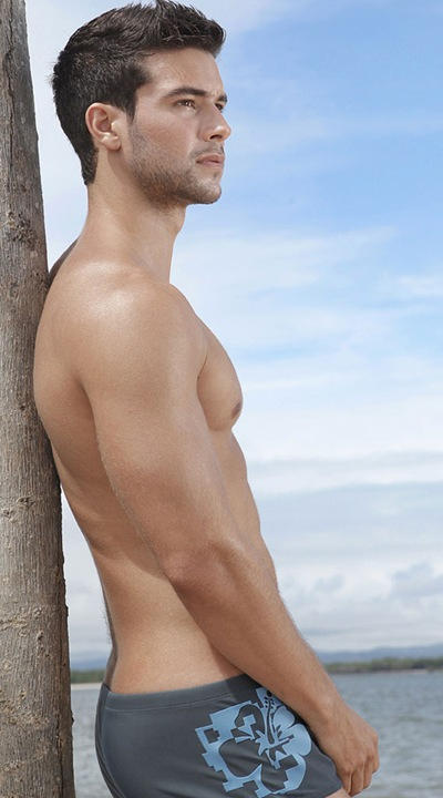 Bernardo Velasco by João P. Teles for Summer Shop S/S 2011-12