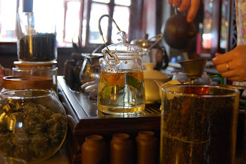 Huxtong Tea House (Photo by Nicole Aimone)