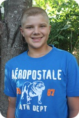 Zach 9th Grade