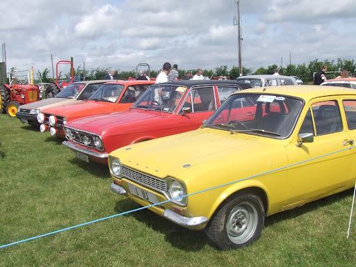 1972 Ford Capri 1600