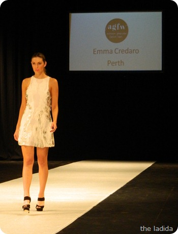Emma Credaro - AGFW Fashion Show (1)