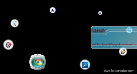 Mempercantik Tampilan Desktop Windows - SliderDock