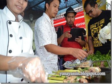Restoran Brisik016Buffet Ramadhan Murah