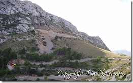 Hårnålesving Formentors