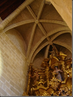 Jerez San Dionisio cabecera evangelio