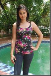 Telugu Actress Bhanusri Mehra Stills